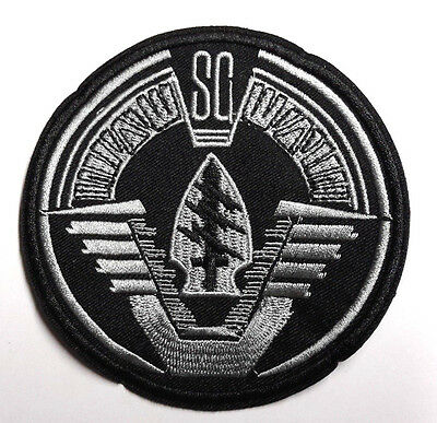 "Stargate Command Special Forces Logo 4"" Uniform Patch-USA Mailed(SGPA-05)"