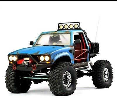 Remote Control RC Toyota Truck 4wd Dirt Buggy Pickup Truck 2.4G Rock Crawler Toy