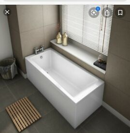 Brand new Kent Bathtub from Victoria Plumbing