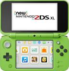 New Nintendo 2DS XL Minecraft Edition (Nintendo 3DS)