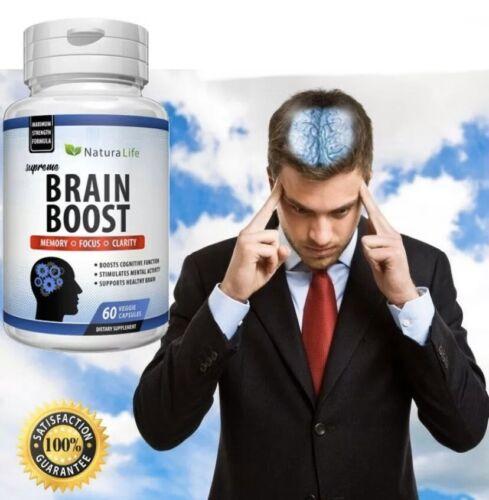 #1 Pastillas naturales para Ayudar A La memoria el cerebro  pensar Estudiar