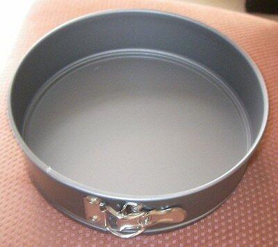 9  INCH NON STICK ROUND DEEP CAKE TIN SPRINGFORM 23cm