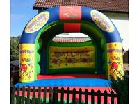 Commercial Bouncy Castle - perfect small business package
