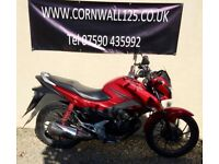 Honda CB 125 F 2015 Learner Legal Just Serviced Great Condition