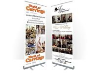POP UP STAND PRINT AND DELIVERY