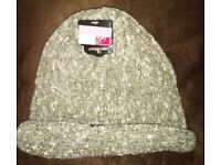 Joblot of 10 winter GREY women's hats - Other colours are available