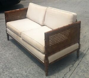 Chinese Chippendale Bed : ... -Loveseat-Sofa-Chair-Day-Bed-Hollywood-Regency-Chinese-Chippendale