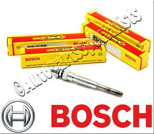 BOSCH-Diesel-Glow-Plugs-Toyota-Hilux-LN106-LN107-3L