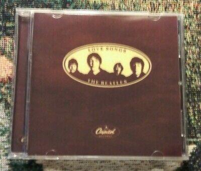 The Beatles Love Songs Stereo CD!