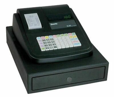 Samsung Sam4s Er-180ub Lightweight Electronic Cash Register New In Box -free Sh