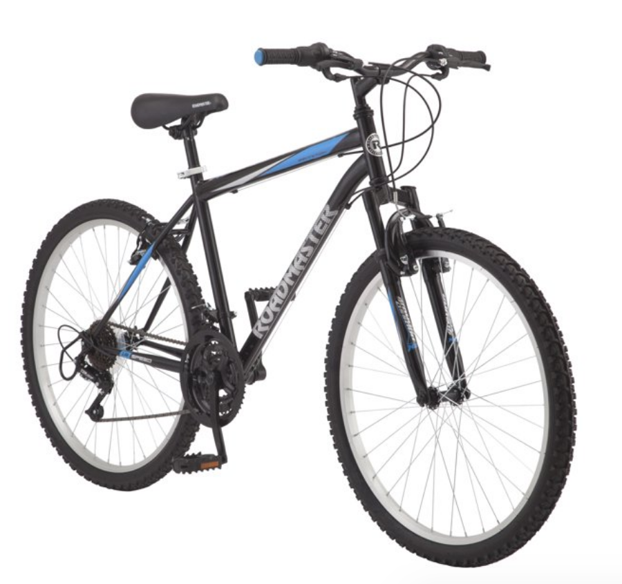 Roadmaster Granite Peak Men's Mountain Bike, 26-inch wheels