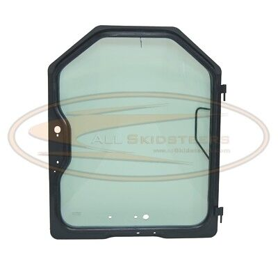 For Bobcat Skid Steer Door Frame With Glass Installed Front Enclosure Cab