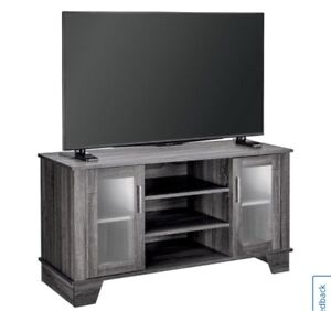 Insignia Wood/Glass 50 Grey TV-STAND