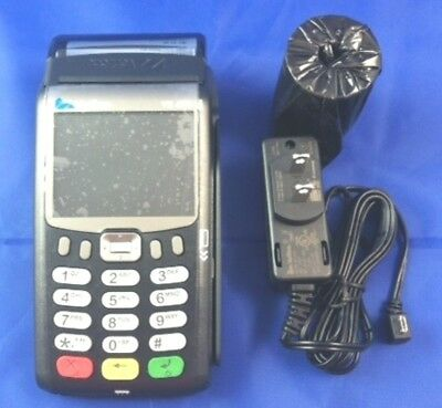 Verifone Vx675 3g Wireless Wchipemv Readernfc Wupdated Latest Osunlocked