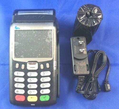 VeriFone Vx675 3G Wireless w/CHIP/EMV reader+NFC w/updated latest OS**UNLOCKED**