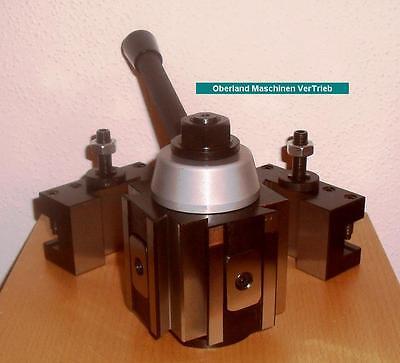 SWH 20 Holzmann Schnellwechselhalter inkl. 2 Werkzeughalter