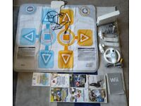 Wii + gear and games
