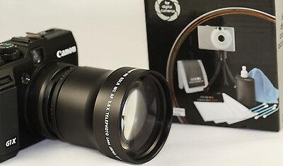 Professional 3.5X SUPER Telephoto HD Lens Kit For Nikon Coolpix L810 L820 L830