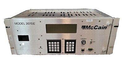 Mccain Siemens Eagle 2070e Atc Traffic Controller
