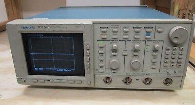 Tektronix Tds 540 Digital Oscilloscope
