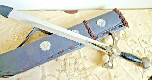 XENA WARRIOR PRINCESS SWORD & SCABBARD(I-5396) MARTO TOLEDO OF SPAIN - 😱RARE😱