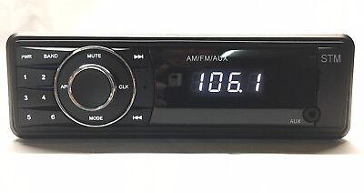 Radio For Kubota Tractor M7 Amfmaux M7-131 M7-151 M7-171