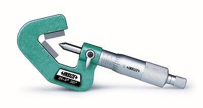 Opportunity Buy Insize 3290-143 V-anvil Micrometer 0.8-1.4x0.001