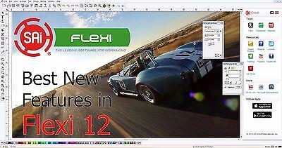 Flexi Sign Print Software V. 12 Sign Pro