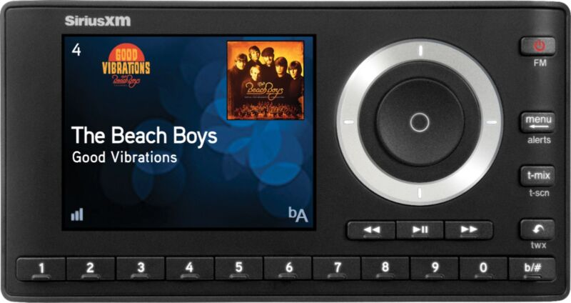 SiriusXM - Onyx Plus Satellite Radio Receiver with PowerConnect Vehicle Kit -...