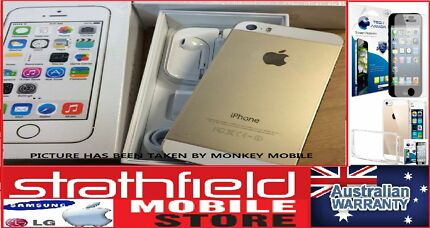 AS NEW I PHONE 5S UNLOCKED Strathfield Strathfield Area Preview