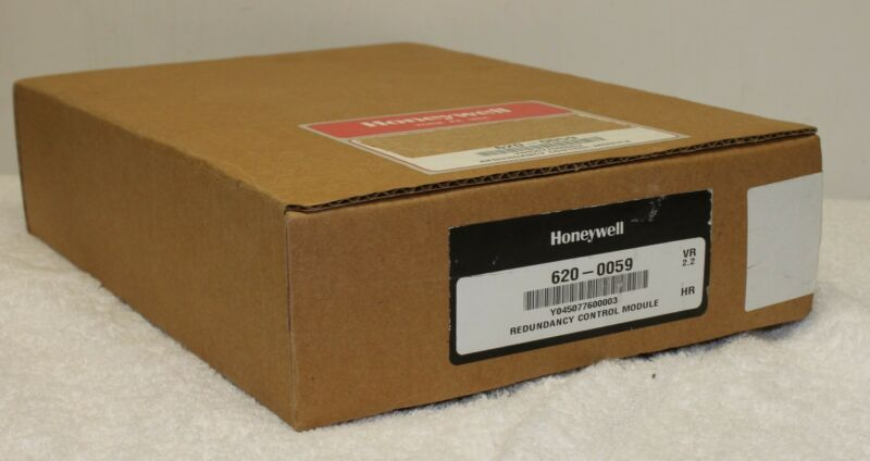 Honeywell 620-0059 6200059 Redundancy Control Module **NEW IN BOX**