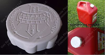 Blitz Gas Can Cap Only Heavy Duty Gas Can Gallon Safety Lid Viton Rubber Gasket
