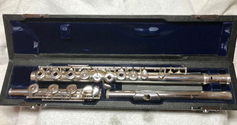 Prima Sankyo Sterling Silver Flute