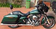 Harley Street Glide Special Noranda Bayswater Area Preview