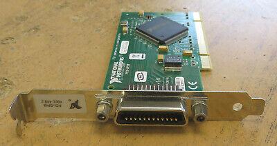 National Instruments Pci-gpib Ieee 488.2 Daq Card 188513c-01