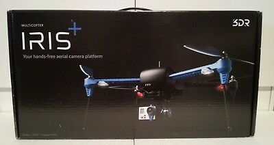 3DR Iris+ RTF Quadcopter Drone w/ GoPro Mount 915 MHz NEW Works SEALED