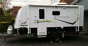 2014 Jayco Expanda Outback 14.44-4 Rowville Knox Area Preview