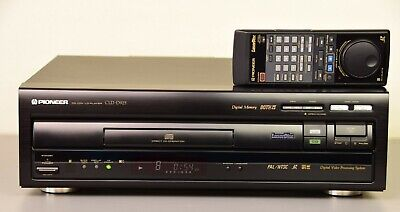 Kit 5 für Pioneer CLD-D 925 CD Player Compact Disc Player