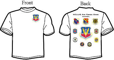Nellis Air Force Base Squadron T-Shirt