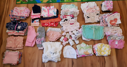 Baby Girl Clothing Bundle (00000, 0000 & 000)