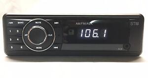 Tractor Radio for Kubota AM/FM/Aux  And RTV-1100