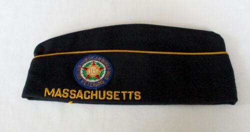 Vintage Italian -American World War Veterans Envelope Hat Massachusetts 59