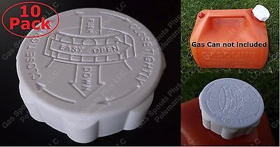 10 Gott Gas Can Caps Only Blitz Rubbermaid Fuel Gallon Safety Lid W Viton Gasket