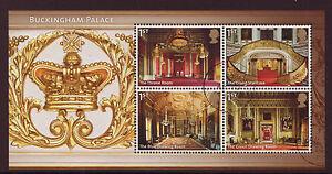 GREAT-BRITAIN-2014-BUCKINGHAM-PALACE-MINIATURE-SHEET-FINE-USED
