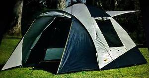 OZtrail Expedition 6V Dome Tent & oztrail awning poles in Port Macquarie Region NSW | Gumtree ...