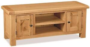 Merveilleux Rustic Oak TV Cabinets