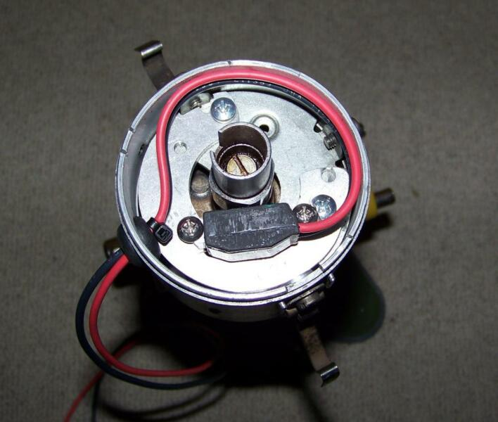 Nissan 1400 Electronic Ignition