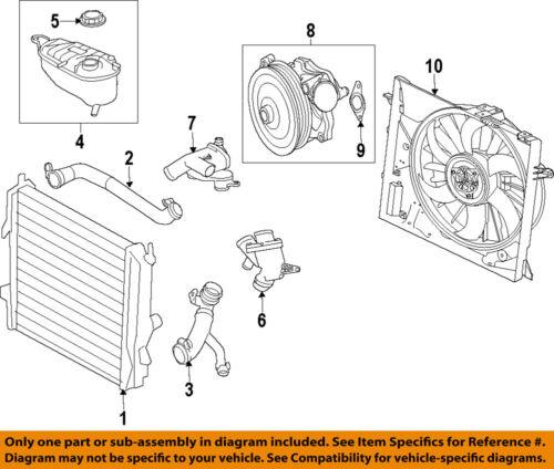Engine Coolant Pipe Hose Flange Connector Genuine AJ89664 for Jaguar XK XJ XF