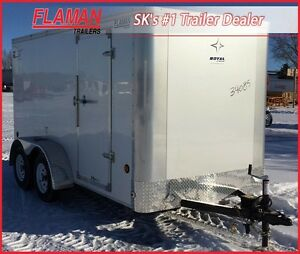 2016 Southland LCHT35-612-72 Enclosed Cargo Trailer