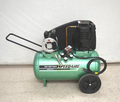 Speedaire 4b227d 5-hp 20-gal Air Compressor 125-psi 5.7-scfm Cast-iron-series